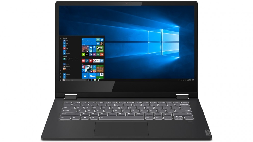 Lenovo Ideapad 14-inch Ryzen 7/8GB/512GB SSD 2 in 1 Device - Onyx Black