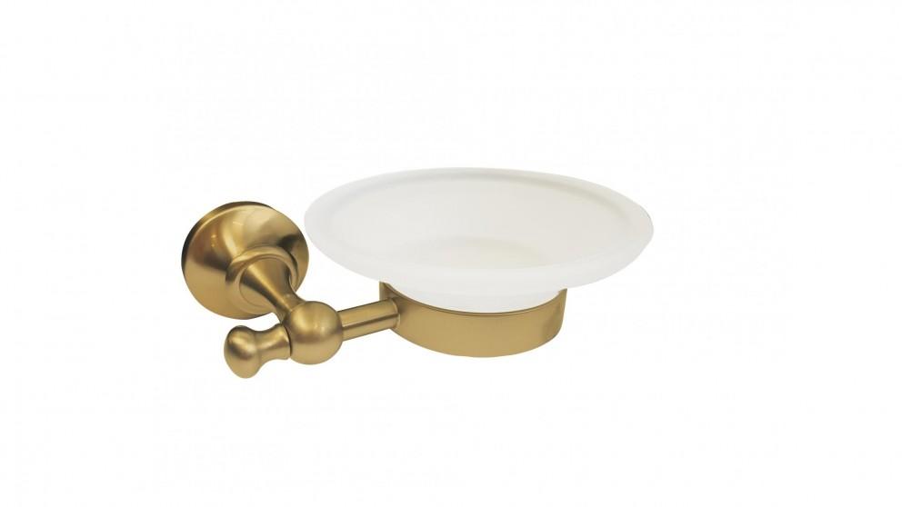 Armando Vicario Provincial Soap Dish - Bronze