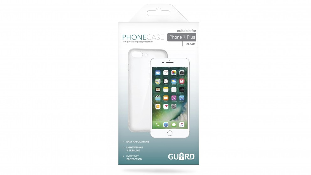 Guard Clear Case for iPhone 7 Plus /8 Plus Case
