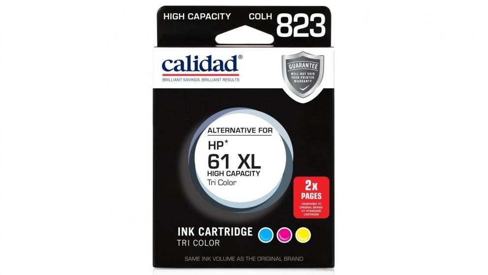 Calidad HP 61XL Ink Cartridge - Tri Colour
