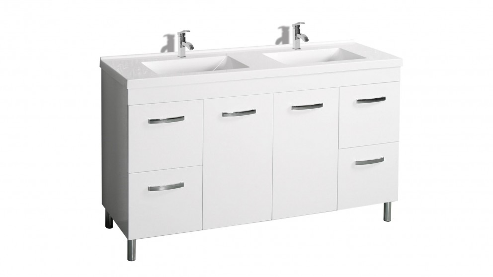 Cartia Amelia 1500mm Waterproof Double Vanity