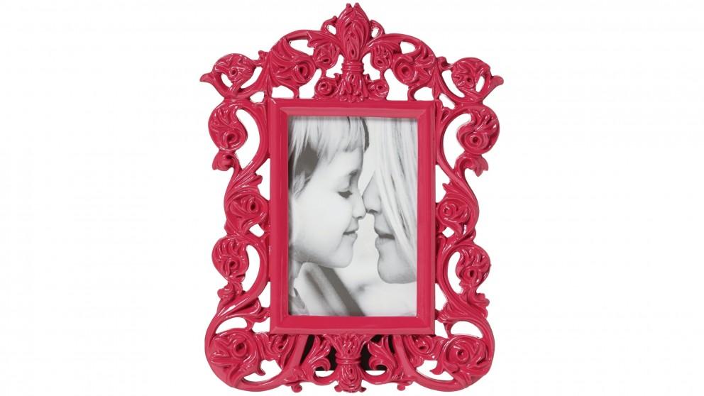 Ariel Photo Frame - Pink