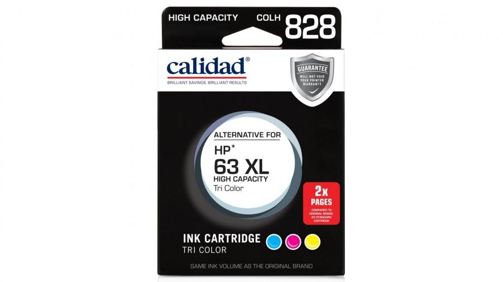 Calidad HP 63XL Ink Cartridge - Tri Colour