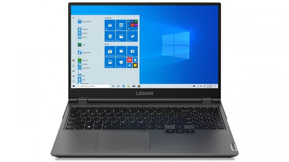 Lenovo Legion 5Pi 15.6-inch 144Hz i7-10750H/16GB/512GB SSD/GTX1660Ti 6GB Laptop