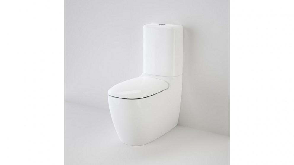 Caroma Contura Wall Faced Toilet Suite