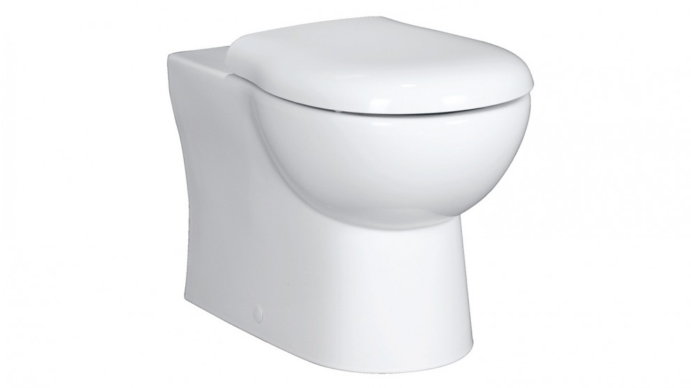 Caroma Pearl Invisi Wall Faced Toilet Suite