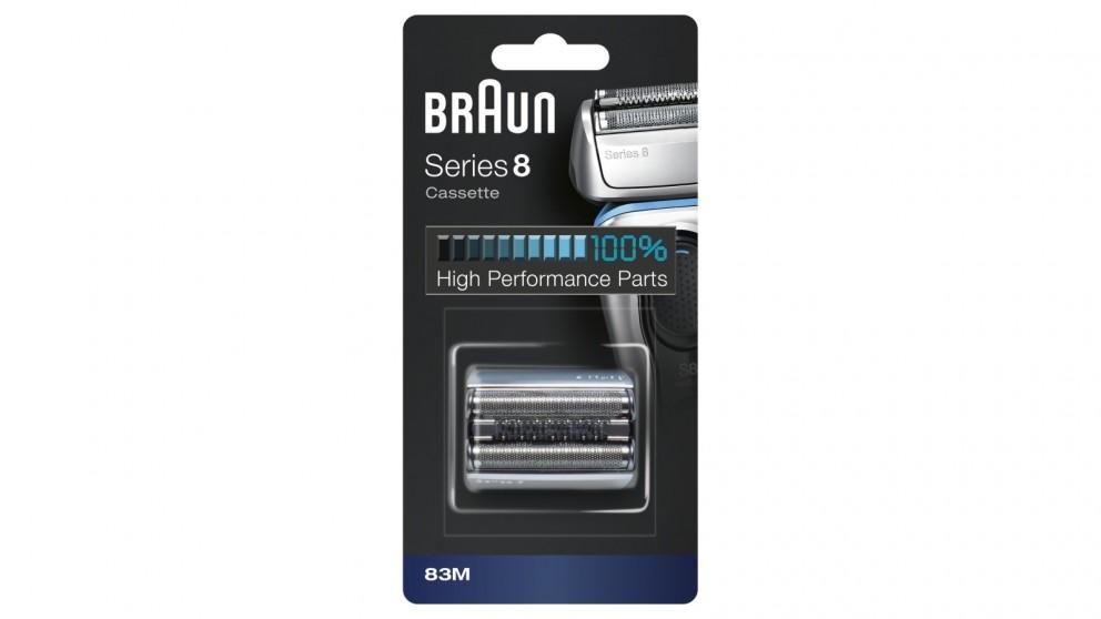 Braun Series 8 83M Shaver Replacement Foil Cassette