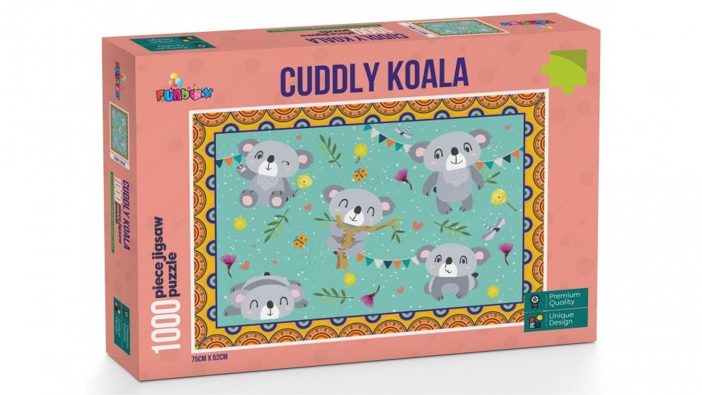 Funbox Cute Koala 1,000 Piece Jigsaw Puzzle