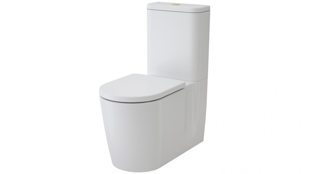 Caroma Elvire Cleanflush® Wall Faced Close Coupled Toilet Suite