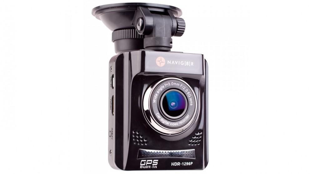 Laser Navig8r Pro X 818 Ultra HD In-Car Crash Camera