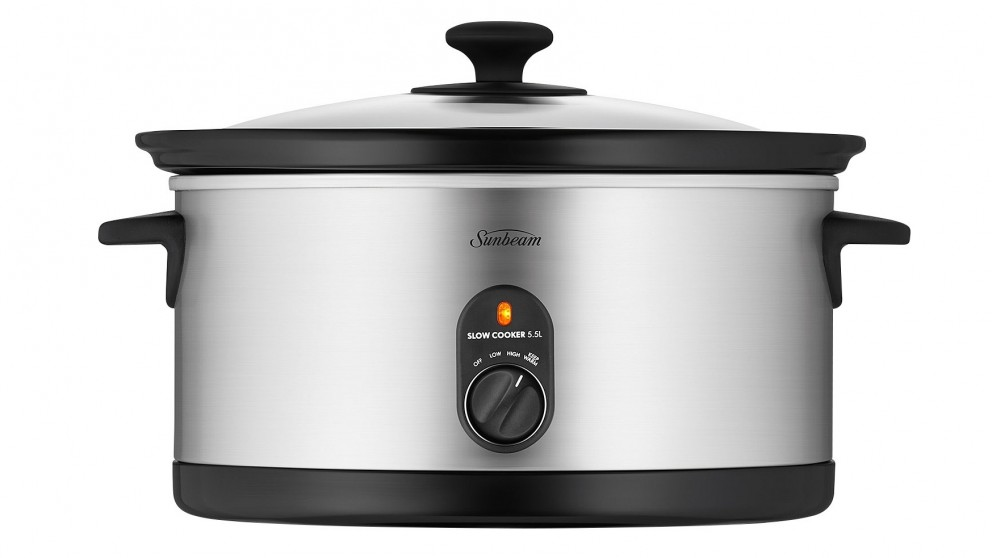 Sunbeam SecretChef 5.5L Slow Cooker