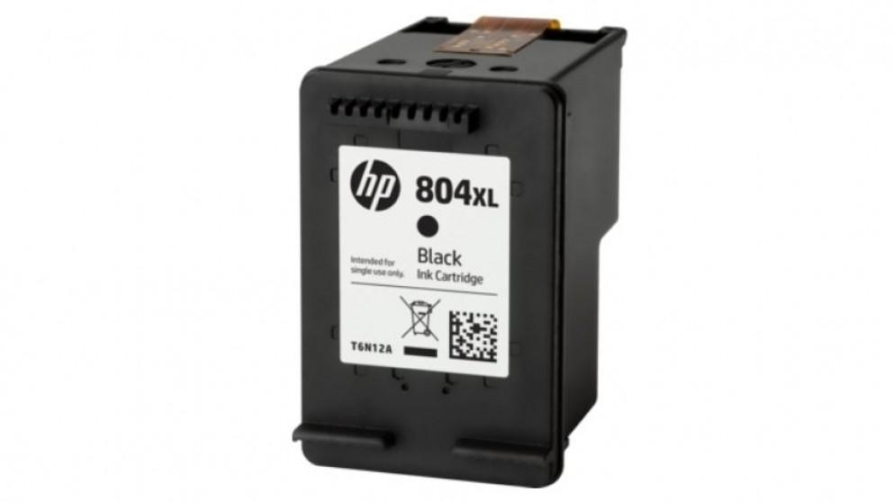 HP 804XL High Yield LaserJet Black Original Ink Cartridge