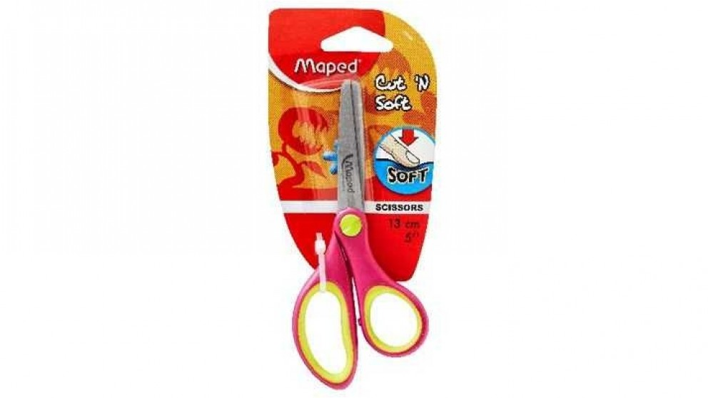 Maped Cut N Soft Scissors