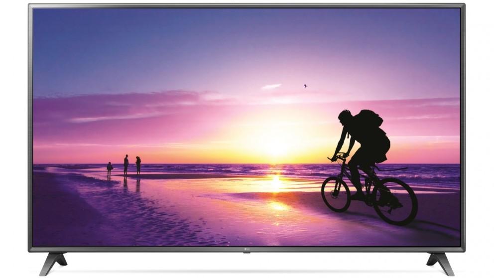 Cheap LG 86-inch UK65 4K Ultra HD LED LCD AI ThinQ Smart TV   Harvey ...
