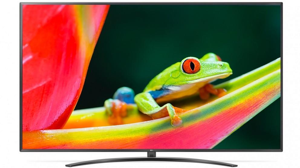 LG 86-inch UN8100 4K UHD Ai ThinQ Smart TV