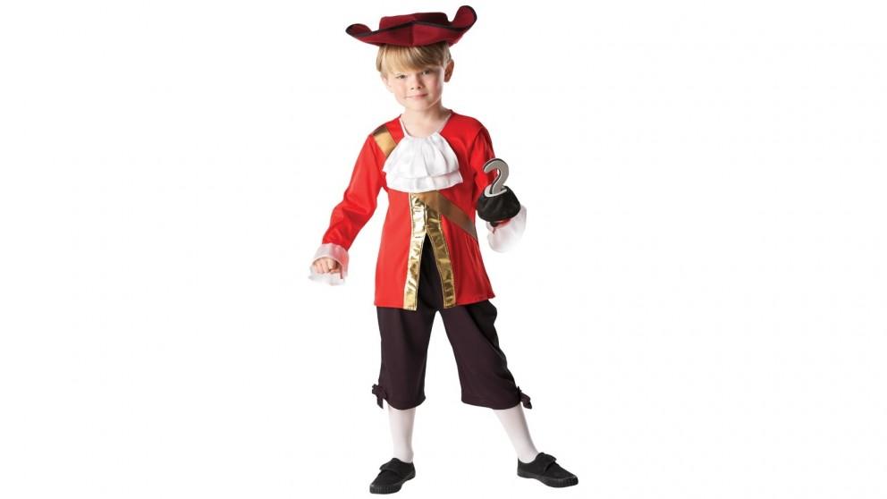 Captain Hook Deluxe Child Costume