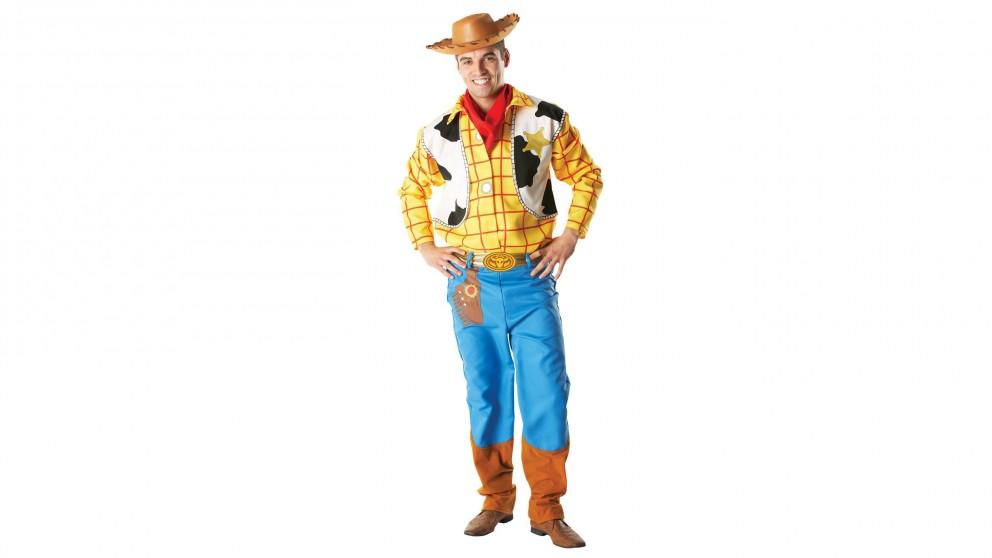Woody Deluxe Adult Costume - Standard