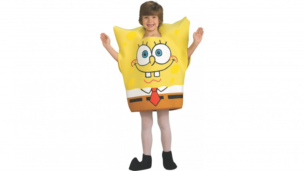 Sponge Bob Toddler Costume