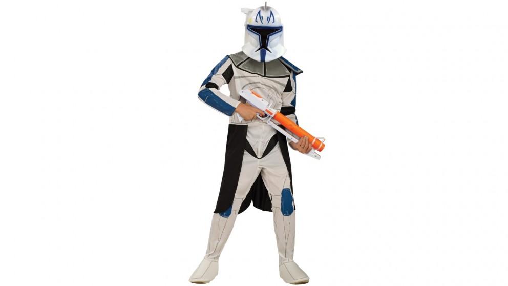 Clone Trooper Captain Rex Child Costume