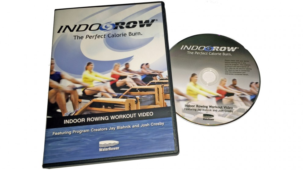 WaterRower Indoor Calorie Burn Training DVD