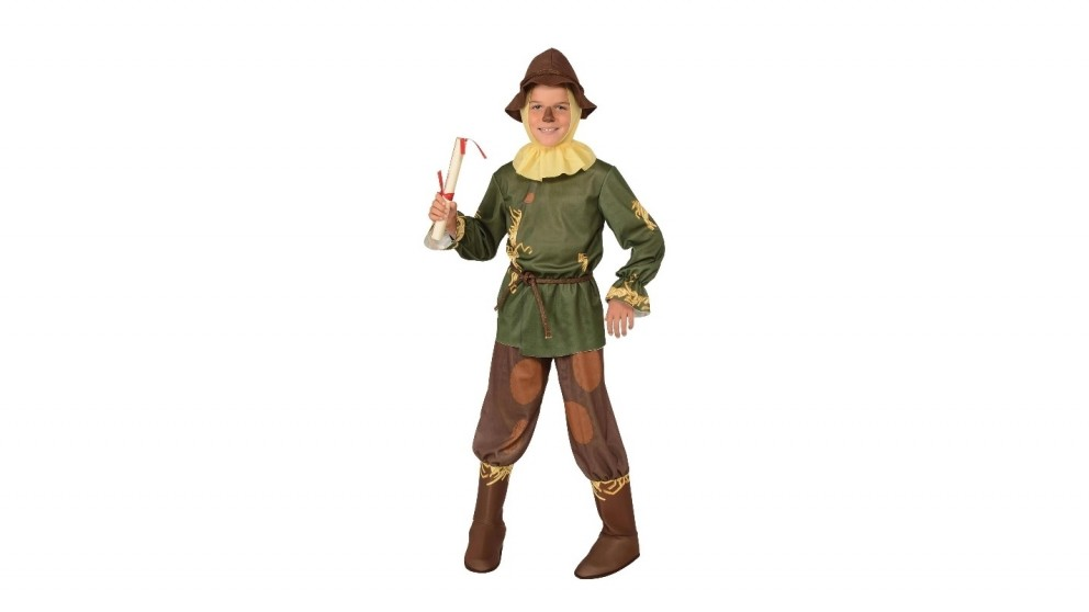 Warner Bros Scarecrow Child Costume