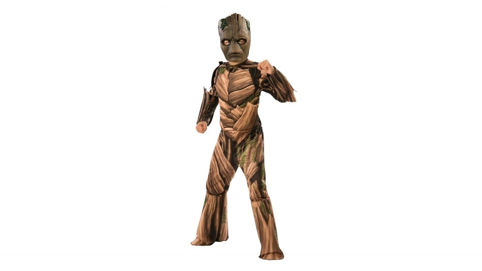 Marvel Teen Groot Child Costume