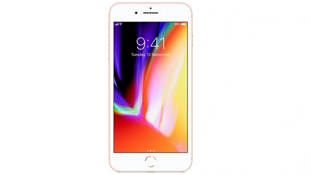 Apple iPhone 8 Plus - 64GB Gold