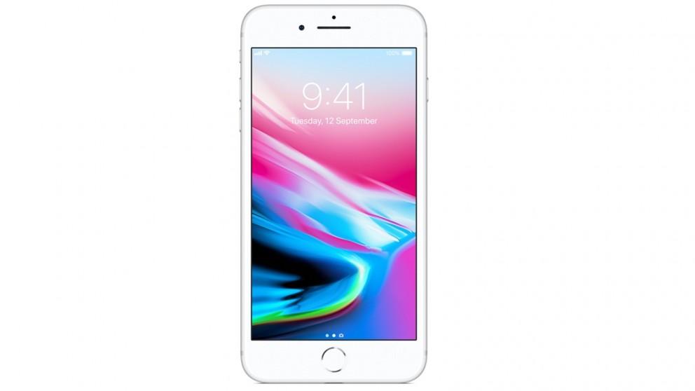 Apple iPhone 8 Plus - 256GB Silver