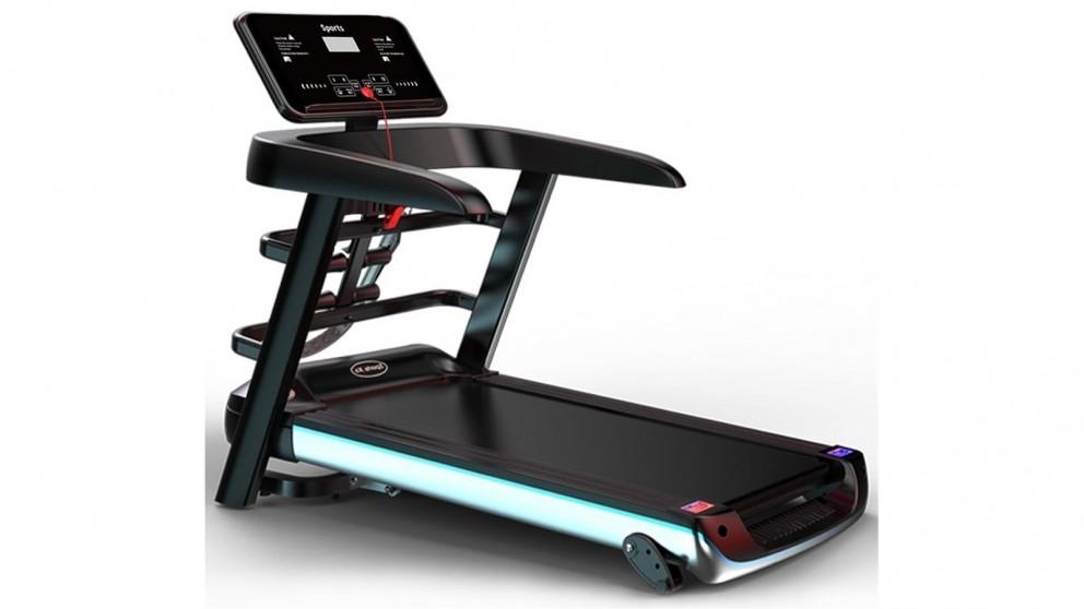 JMQ Fitness A6X Plus Electric Treadmill with Bluetooth