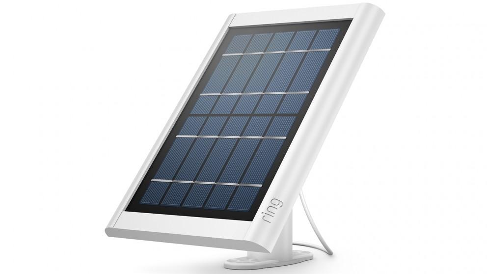 Ring Solar Panel for Spotlight Cam - White