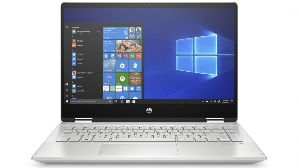 HP Pavilion x360 14-inch i5/8GB/256GB SSD + 16GB Optane 2-in-1 Laptop