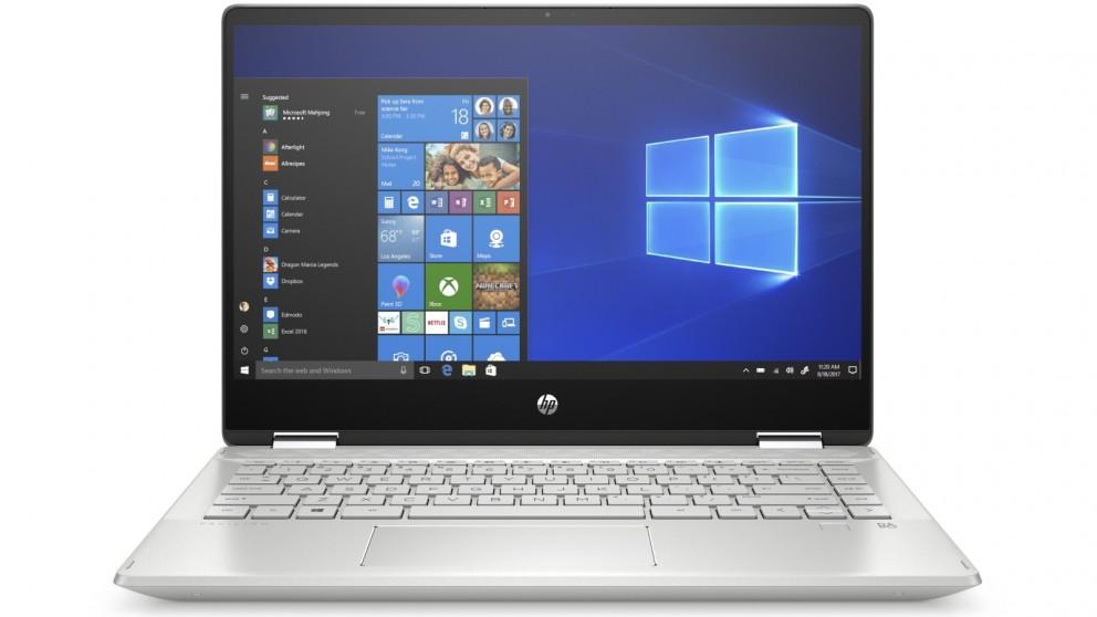 HP Pavilion x360 14-inch i5/8GB/512GB SSD + 32GB Optane 2-in-1 Laptop