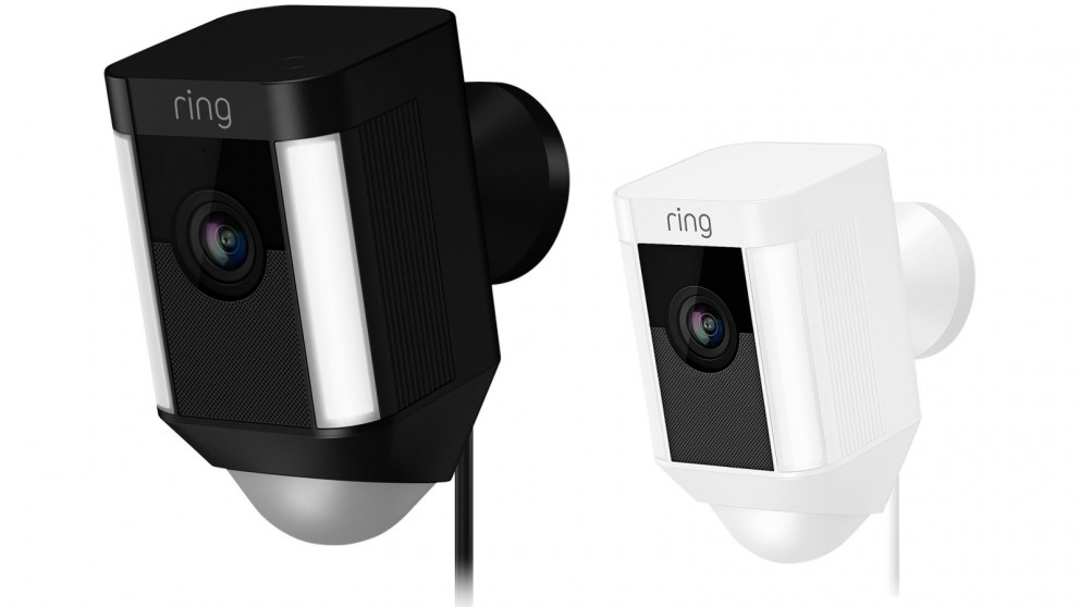 Ring Spotlight Cam Wired Security Camera