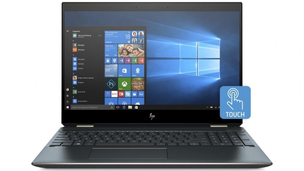 Cheap Hp Spectre X360 15 6 Inch I7 16gb 512gb Ssd 32gb Optane 2 In 1 Laptop Harvey Norman Au