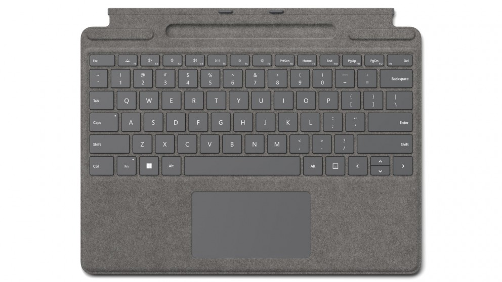 Microsoft Surface Pro Signature Keyboard - Platinum