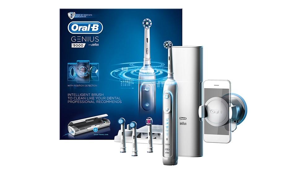 Oral-B Genius 9000 Electric Toothbrush
