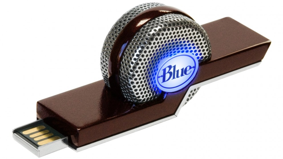 Blue Microphones Tiki Compact USB Microphone