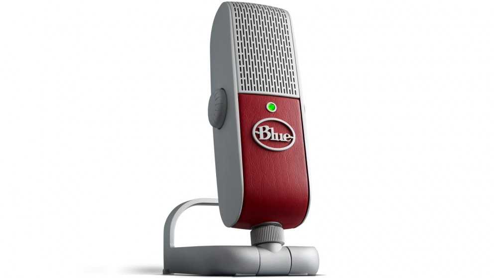 Blue Microphones Raspberry USB and Lightning Microphone