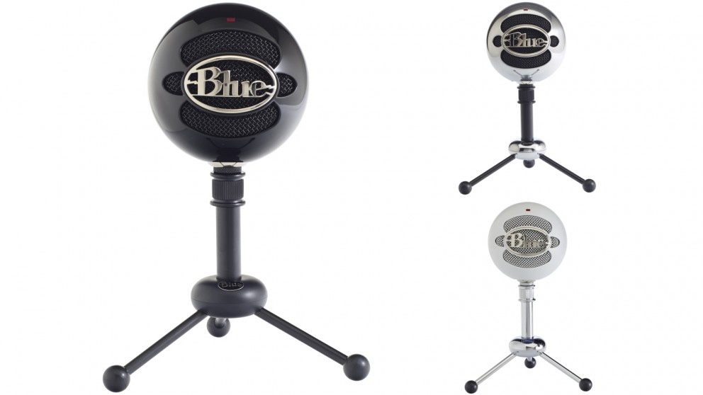 Blue Microphones Snowball Professional USB Microphone