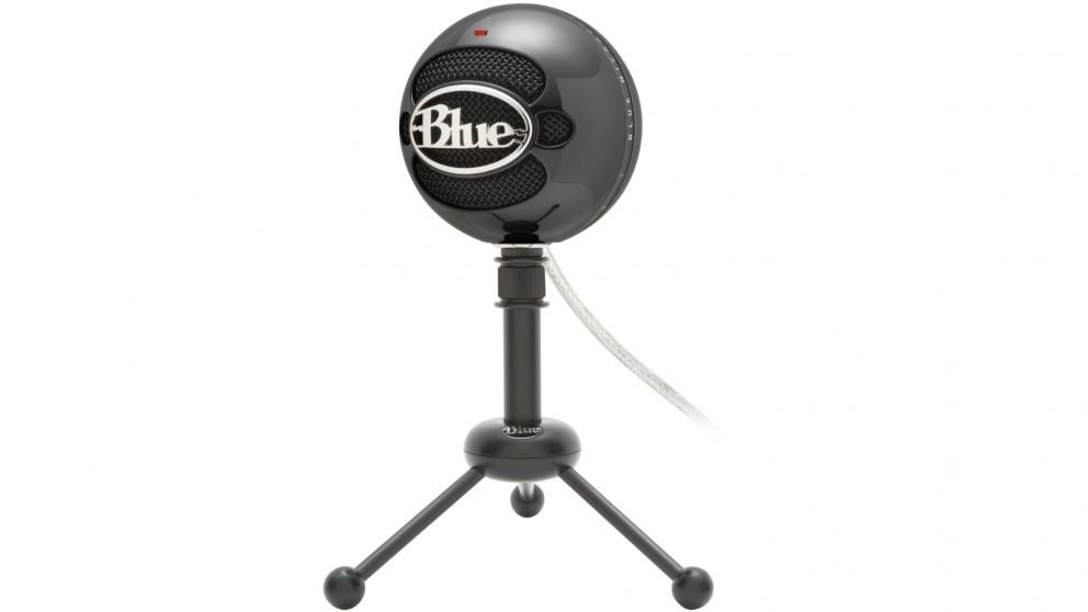 Blue Microphones Snowball Professional USB Microphone - Black