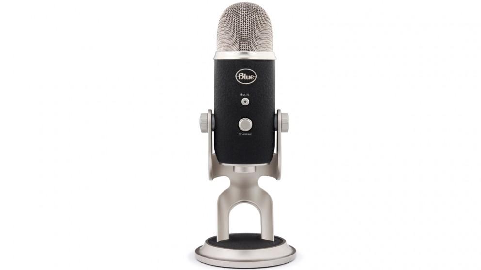 Blue Microphones Yeti Pro USB & Analog Microphone