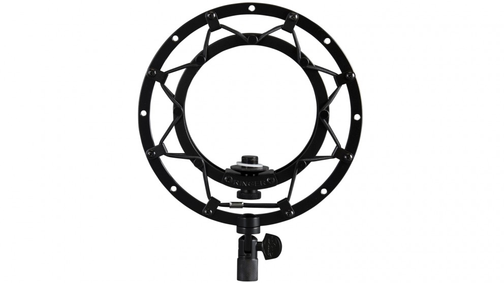 Blue Microphones Ringer Shock Mount for Snowball Microphone - Black