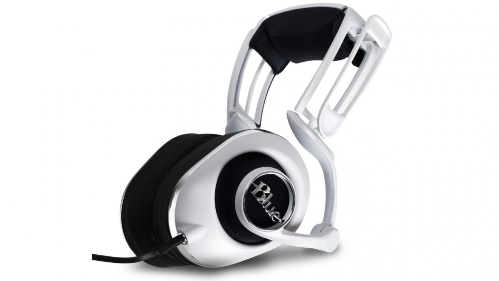 Blue Microphones Lola Over-Ear Headphones - White