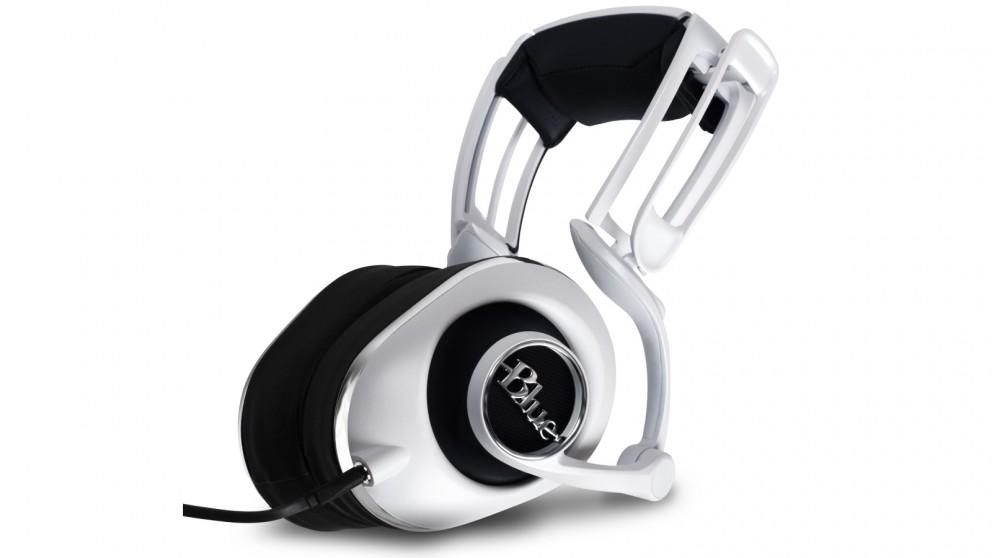 Blue Microphones Lola Over-Ear Headphones - White
