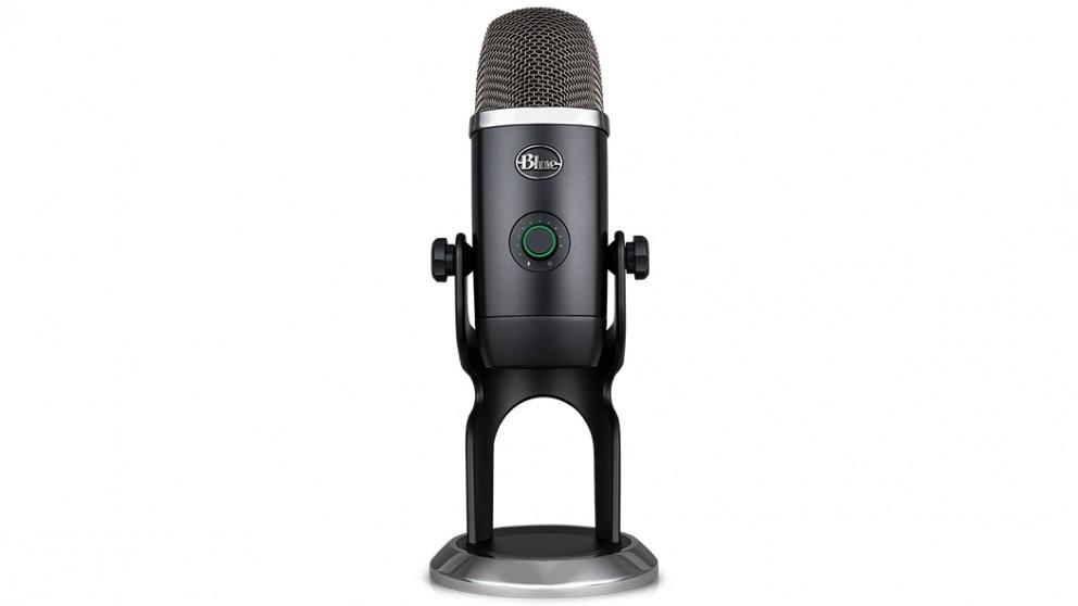 Blue Microphones Yeti X Professional USB Microphone - Black
