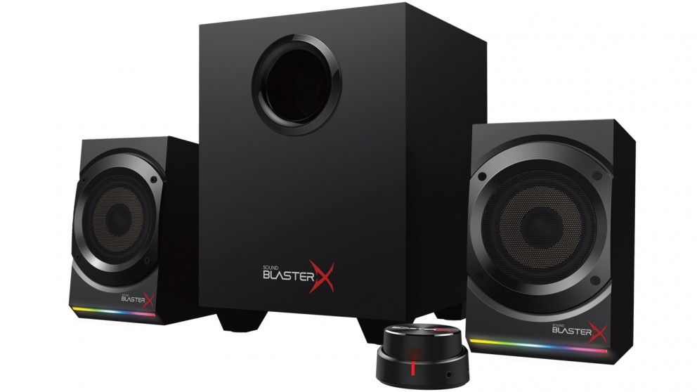 Creative Sound BlasterX Kratos S5 Speaker System