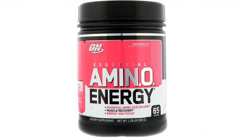 Optimum Nutrition Amin.O Energy Watermelon Splash - 65 Servings