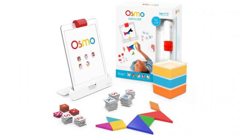 Osmo Genius Kit with Base and Mirror