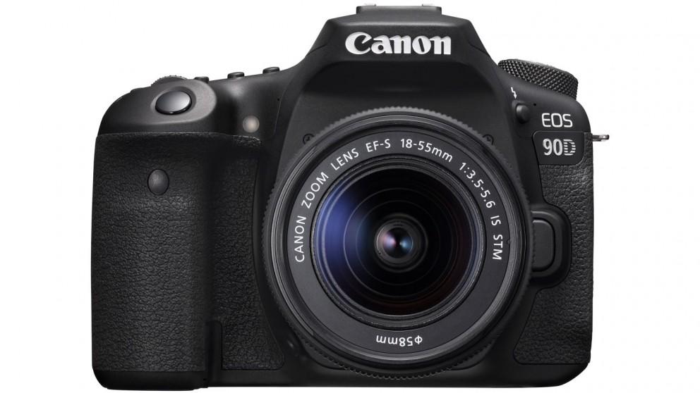 Canon EOS 90D Single Lens Kit