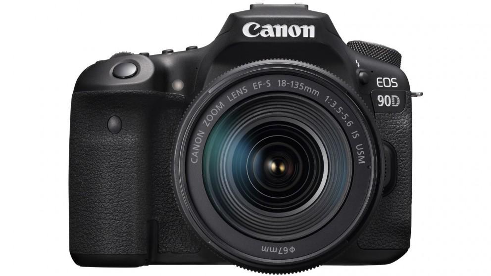 Canon EOS 90D Super Lens Kit